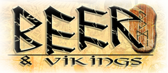 BEER & Vikings logo